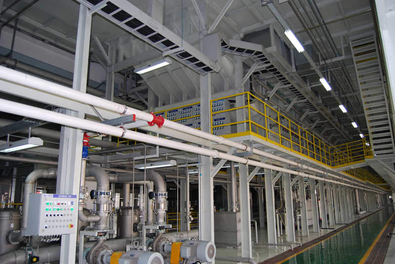 海马汽车郑州有限公司年产15万辆轿车项目建设工程