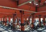 北京国际贸易中心焊接现场